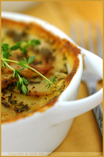 gratin dauphinois celeriac potatoes tartine gourmande